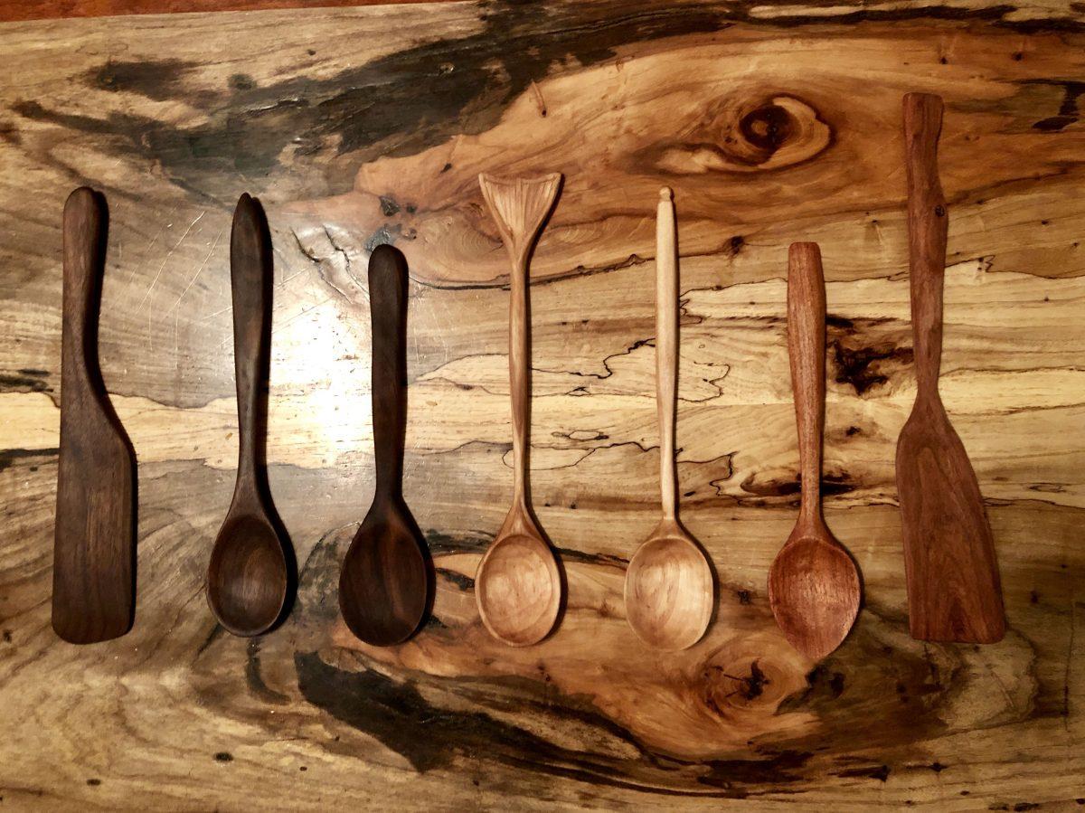 Kitchen Utensils Woodwork Course