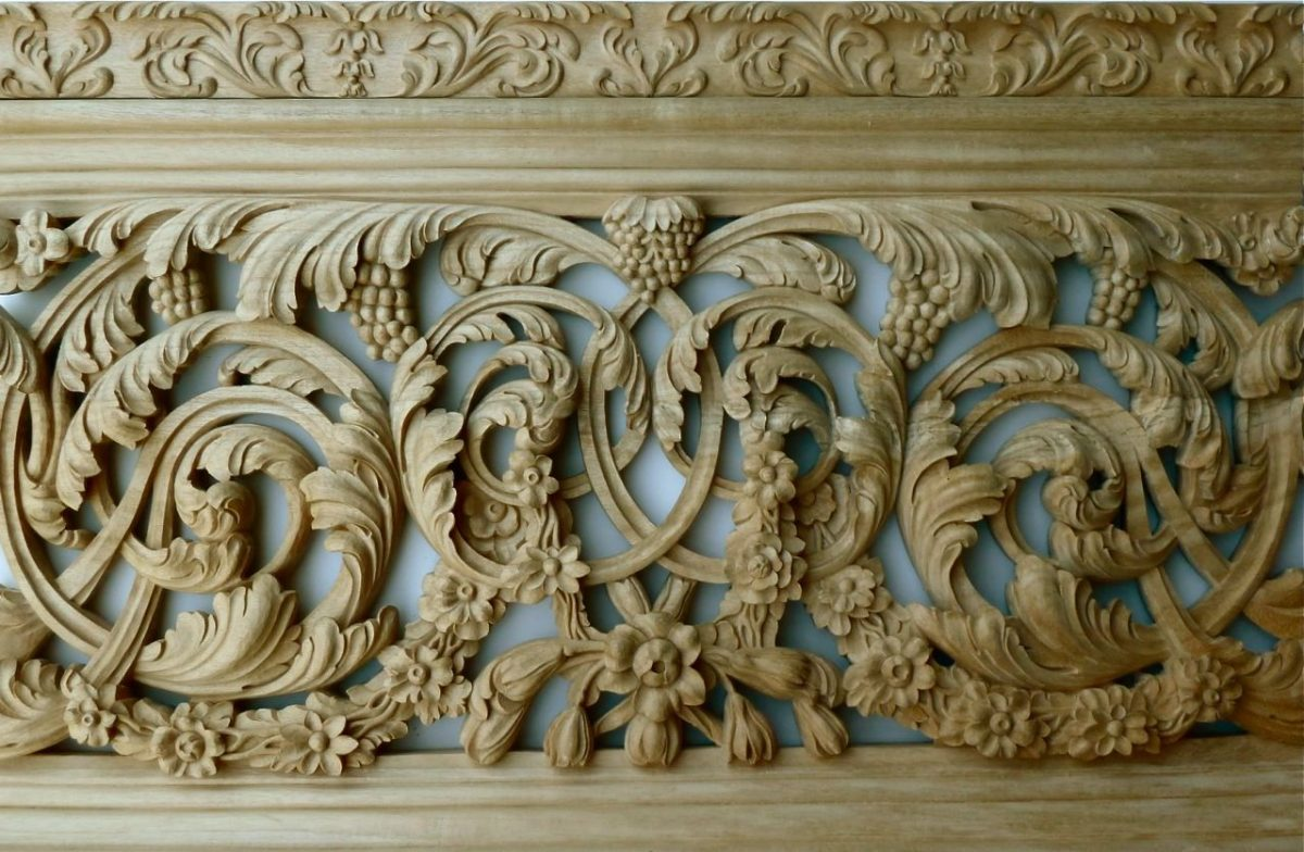 Architectural Decoration Wood Carving Course