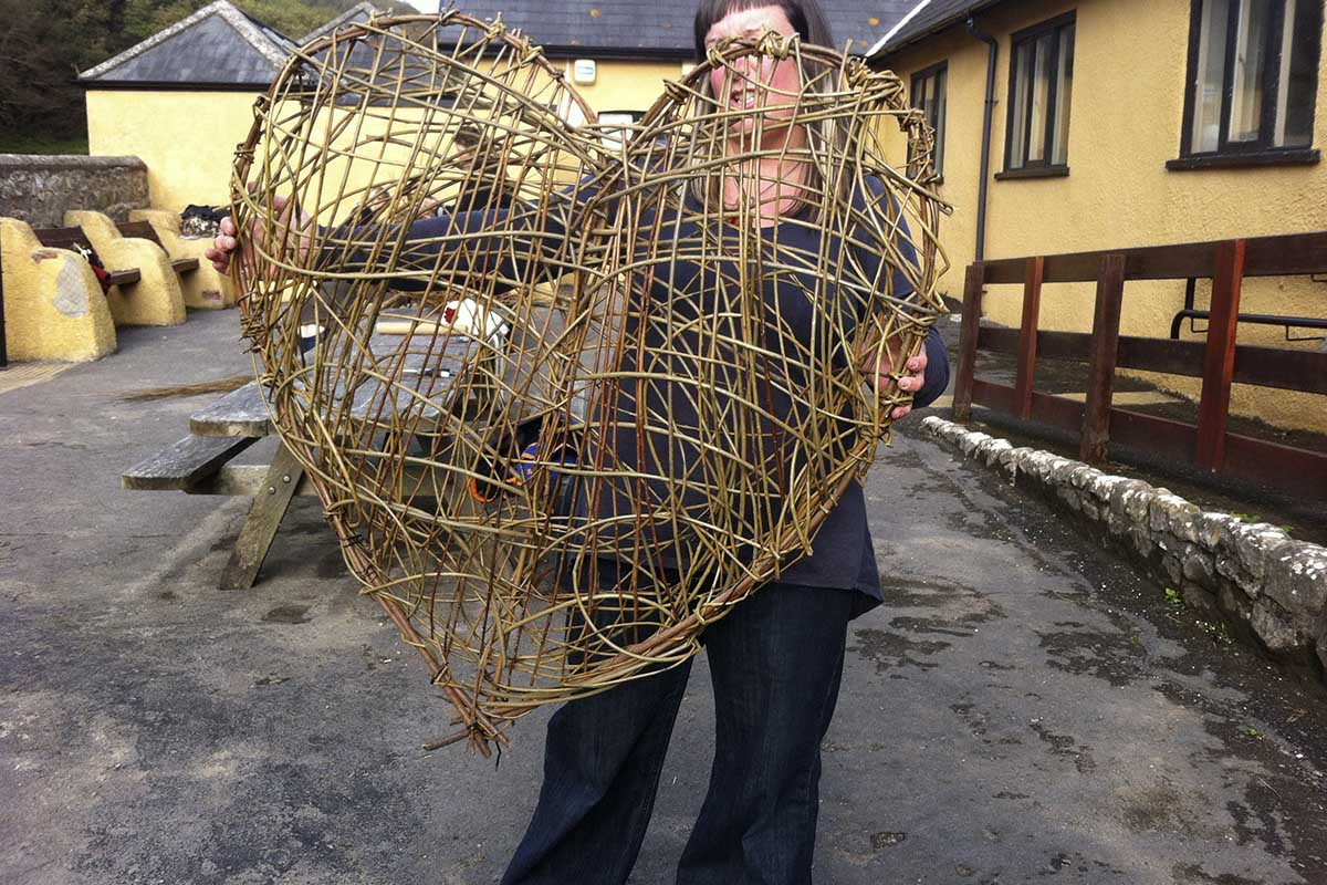 Sculptural Willow Weaving Workshop