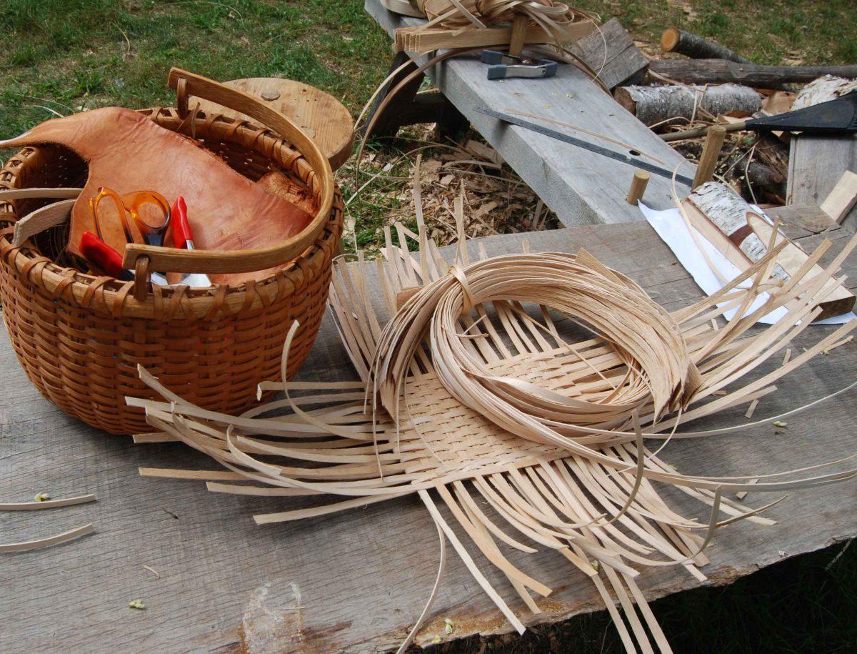 Basket-Making Course